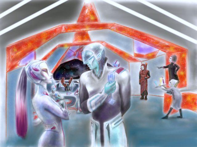 Tigiji i povratak Svemirske vještice